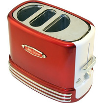 Nostalgia-electricidad-pop-up-hot-dog-tostadora-roja