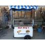 Carro Hot Dogs Carros Hot Dog Carreta Puesto Hotdogs