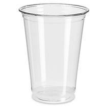 Caja Con 500 Vasos De Transparencia Cristalina De 10 Oz