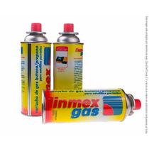 Lata De Gas Butano / Propano Cartucho De 220 Gr