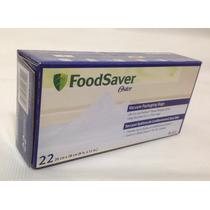 Bolsa De Vacio Gofrada Foodsaver, Oster De 20x28 Cms