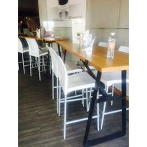 Bancos Plásticos Para Bar , Restaurante, Cafeterías