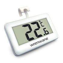 Wrenwane Digital Nevera Congelador Habitación Termómetro Bla