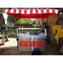 Carros Carritos Hot Dogs Carreta Acero Inox Hotdog Carro