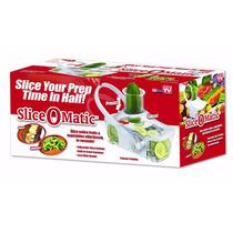 Rebanador De Verduras Y Frutas Slice-o-matic