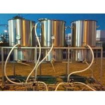 Planta Cervecera De 200 Litros (nano Brewery System 50 Gal)