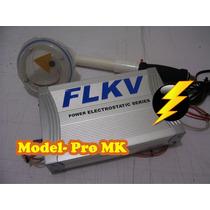 Flockeadora Electrostatica Flkv