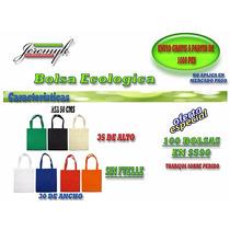 100 Bolsas Ecológicas, Envio Gratis!!