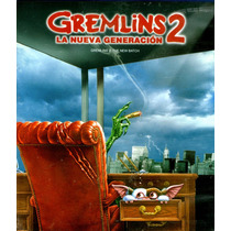 Bluray Gremlins 2 ( Gremlins 2 ) 1990 - Joe Dante
