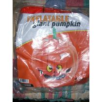 Calabaza Halloween Inflable Tipo Hielera Americana Muertos