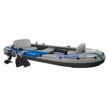 Bote Inflable Intex Excursion 5 Boat Set - 2013 Model