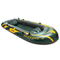 Bote Inflable Intex Sehawk 4 Boat Set