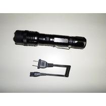 Lampara Con Descarga Electrica O Paralizador Stun Gun