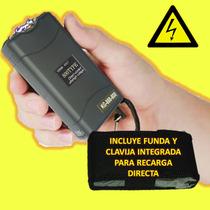 Taser Stun Gun Paralizador Inmovilizador Electrico Recargabl