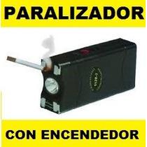 Paralizador Lampara Encendedor Stun Gun Taser Inmobilizador