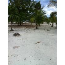 En Uvero 20 Mts De Ancho X 70 De Fondo Ala Orilla De Playa.