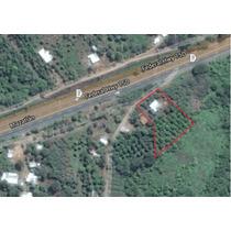 Vendo Terreno Varato De 4500 M2 A Lado De Carretera