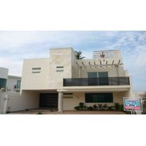 Casa Sola En Residencial Punta Del Este, Preventa Casa Frente Area Verde, Punta Del Este Leon Gto