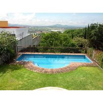 En Renta Espectacular Residencia En Cuernavaca