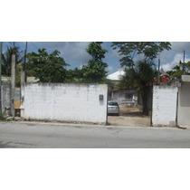 Terreno Comercial En Tulum, Calle Sol Poniente