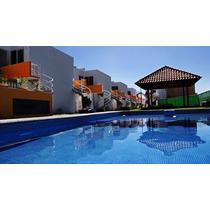 Excelnte Casa Nueva (3años) Con Alberca + Palapa 2 Recámaras