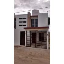 Casa Nueva Particular En Tlaxcala De Oportunidad