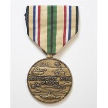 Medalla Militar Usa Golfo Persico (sasm) Us Army