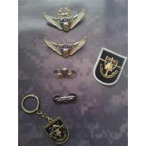Insignia Militar Fuerza Aerea Gafe Paracaidista Fuerzas Esp
