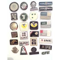 Coleccion De 26 Pins