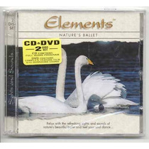 Elements Nature´s Ballet Cd/dvd Nuevo