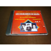 Los Churumbeles De España-cd Album-el Berebito Vol 2 Dmh