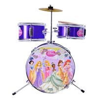 Bateria Musical Infantil Disney Princesas Niñas Instrumento