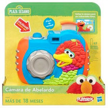 Plaza Sésamo ¡¡¡cámara De Abelardo!!!