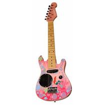 Guitarra Electrica Disney Princesa Ariel Rosquillo Toys