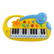 Musical Keyboard Piano Diversión Electrónica Para Niños Con