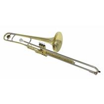 Trombón De Pistones Roy Benson Modelo Vt-227