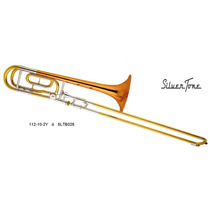 Silvertone Trombon De Varas Bb ( Si B ) Sltb025