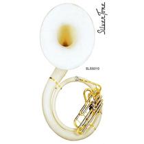 Silvertone Tuba Sousafon (si B) Embolos Cupronickel Slss010