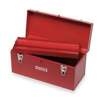 Caja Portátil De Herramientas Acero Rojo 20 Proto