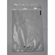 10 Sobres De Polietileno Con Frente Transparente 10x13