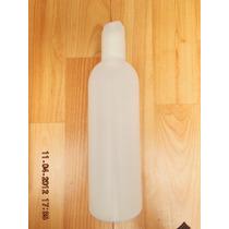 Envase De Plastico De 250ml Tipo Bala Con Tapa Disctop