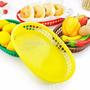 Papel Encerado Grado Alimenticio Incluye Canasta Plastica