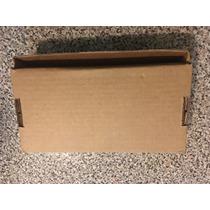Caja De Cartón 22x12x5cm Auto Armable Con Foam 100 Piezas