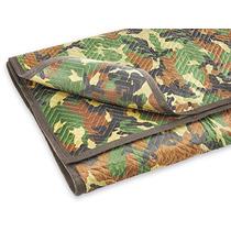 Paquete De 6 Mantas Para Mudanza Camuflaje De 182 X 203 Cm