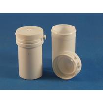 Envase De Plastico Capsulero De 15ml Y 10ml Tapa De Presion