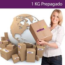 1 Kg Prepagado Unibox, Compra En Usa Y Recibe En Tu Casa.
