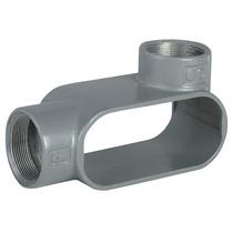 Caja Registro 1-1/4 Gris Aluminio Killark