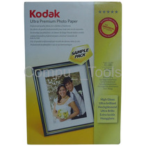 Papel Fotográfico Kodak Ultra Premium 4 X 6 665 7217 20 H.