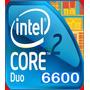 $160 Intel Core 2 Duo 2.4gh/4mb/1066fsb/775 Procesador E6600