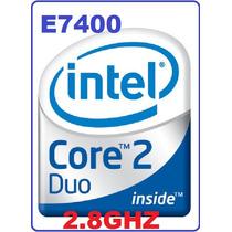 Core2duo E7400 2.8ghz Doble Nucleo Fisico Poderoso